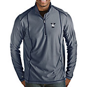 Antigua Men's Yale Bulldogs Yale Blue Tempo Half-Zip Pullover
