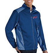 Antigua Men's Buffalo Bills Revolve Royal Full-Zip Jacket