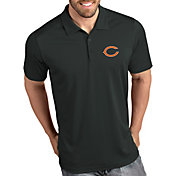 Antigua Men's Chicago Bears Tribute Grey Polo