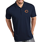 Antigua Men's Chicago Bears Tribute Navy Polo