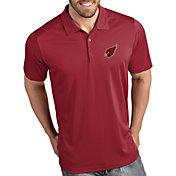 Antigua Men's Arizona Cardinals Tribute Red Polo