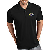 Antigua Men's Baltimore Ravens Tribute Black Polo