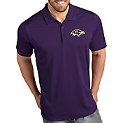 Antigua Men's Baltimore Ravens Tribute Purple Polo