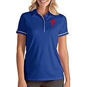 Antigua Women's Philadelphia Phillies Salute Royal Performance Polo