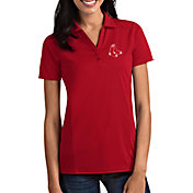 Antigua Women's Boston Red Sox Tribute Red Performance Polo