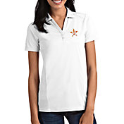 Antigua Women's Houston Astros Tribute White Performance Polo