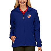 Antigua Women's FC Cincinnati Ice Royal Full-Zip Jacket