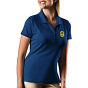 Antigua Women's Nashville SC Pique Navy Performance Polo