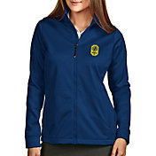 Antigua Women's Nashville SC Golf Navy Full-Zip Jacket