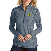 Antigua Women's Nashville SC Tempo Navy Quarter-Zip Pullover