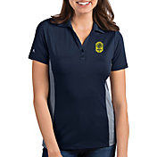 Antigua Women's Nashville SC Venture Navy Polo