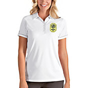 Antigua Women's Nashville SC Salute White Polo