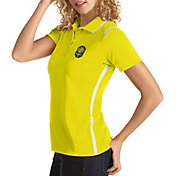 Antigua Women's Nashville SC Merit Yellow Polo