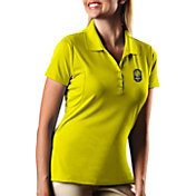 Antigua Women's Nashville SC Pique Yellow Performance Polo