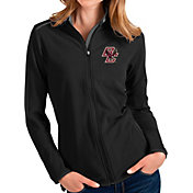 Antigua Women's Boston College Eagles Glacier Full-Zip Black Jacket