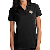 Antigua Women's UCF Knights Tribute Performance Black Polo