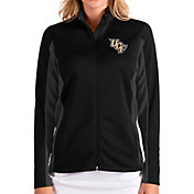 Antigua Women's UCF Knights Passage Full-Zip Black Jacket