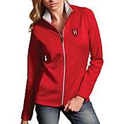 Antigua Women's Harvard Crimson Crimson Leader Full-Zip Jacket