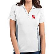 Antigua Women's Houston Cougars Venture White Polo