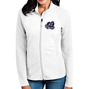 Antigua Women's Old Dominion Monarchs White Sonar Full-Zip Performance Jacket
