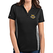 Antigua Women's Marquette Golden Eagles Grey Venture Polo