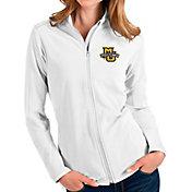 Antigua Women's Marquette Golden Eagles Glacier Full-Zip White Jacket