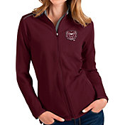 Antigua Women's Missouri State Bears Maroon Glacier Full-Zip Jacket