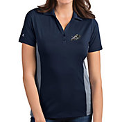 Antigua Women's Navy Midshipmen Navy Venture Polo