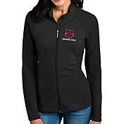 Antigua Women's Arkansas State Red Wolves Black Sonar Full-Zip Performance Jacket