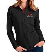 Antigua Women's Arkansas State Red Wolves Glacier Full-Zip Black Jacket