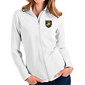 Antigua Women's Army West Point Black Knights Glacier Full-Zip White Jacket