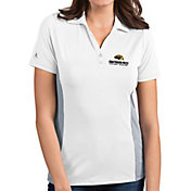 Antigua Women's Southern Miss Golden Eagles Venture White Polo