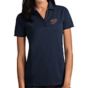 Antigua Women's UTEP Miners Navy Tribute Performance Polo