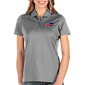 Antigua Women's Buffalo Bills Balance Grey Polo