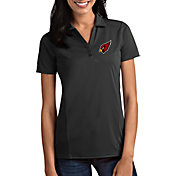 Antigua Women's Arizona Cardinals Tribute Grey Polo