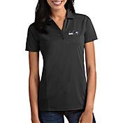 Antigua Women's Seattle Seahawks Tribute Grey Polo