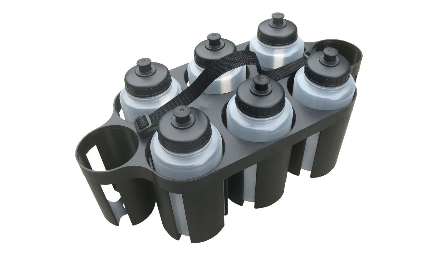 A&R Provalve Water Bottle Carrier with 6 Water Bottles