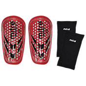 mitre Youth Breathelite Soccer Shin Guards