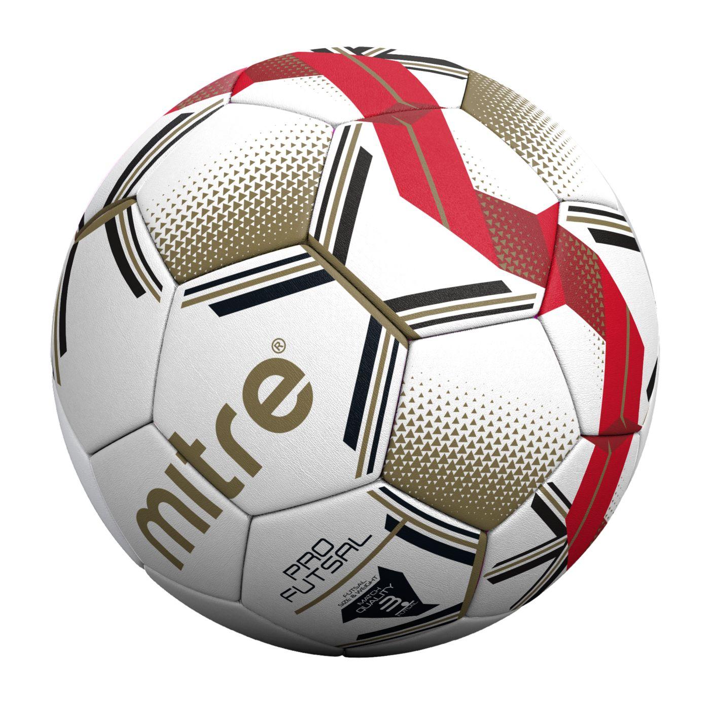mitre Pro Futsal Soccer Ball