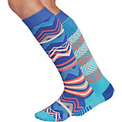 Alpine Design Girls' Snow Sport Over-the-Calf Socks - 2 Pack
