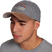 Alpine Design Men's Faux Suede Visor Cap