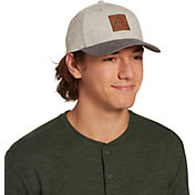 Alpine Design Men's Heather Colorblock Patch Hat