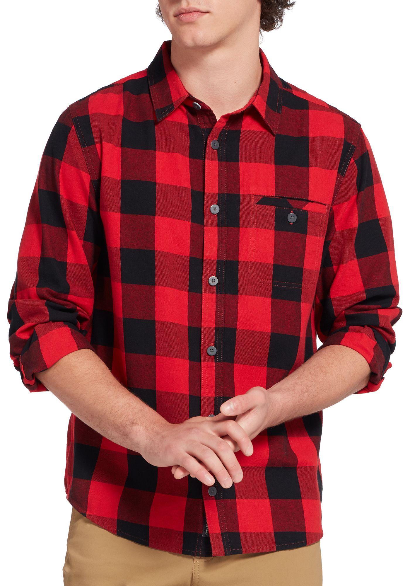 Alpine Design Men's 1962 Vintage Buffalo Flannel Shirt