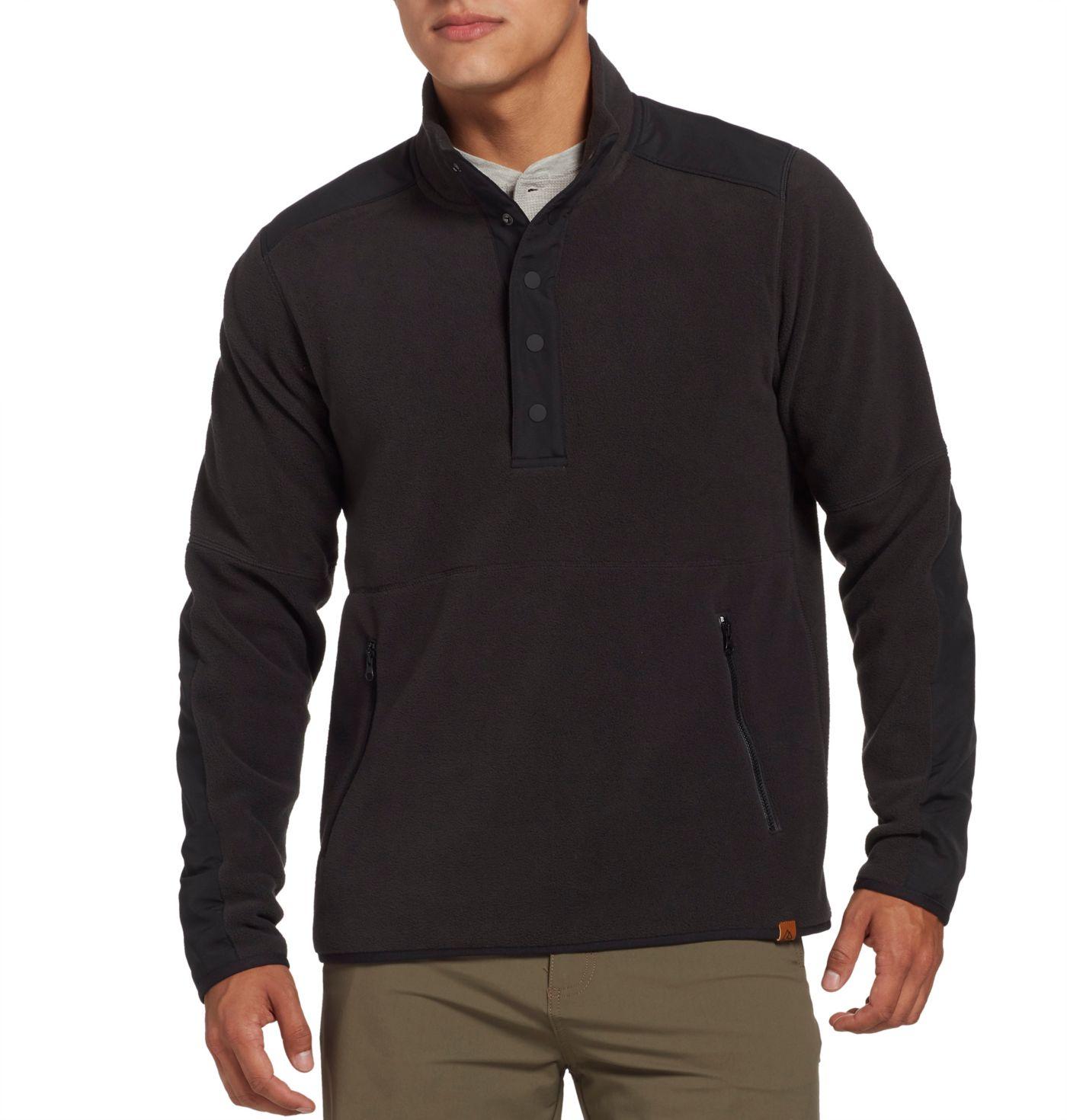 Alpine Design Men's Cedar Mountain Fleece Pullover