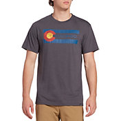 Alpine Design Men's First Mile Colorado Flag Short Sleeve T-Shirt