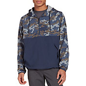 Alpine Design Men's Free Solo Print 1/2 Zip Hoodie (Regular and Big & Tall)