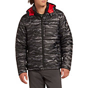 Alpine Design Men's Juniper Mountain Printed Insulated Jacket