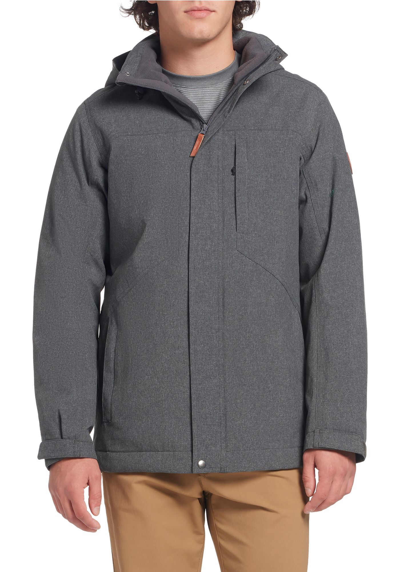 Alpine Design Men's Laurel Mountain Waterproof Down Parka