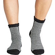Field & Stream Women's Feed Stripe Cozy Cabin Crew Socks