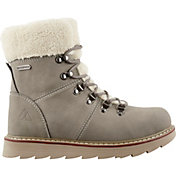 Alpine Design Women's Ember Ridge Suede 200g Waterproof Winter Boots